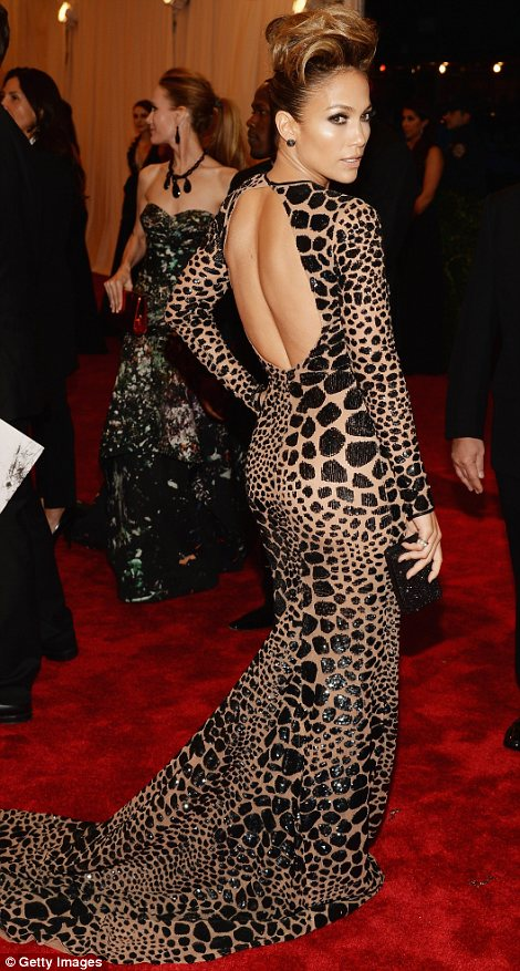 J-LO in Micheal Kors